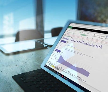Ihr Office von überall, zu jeder Zeit, auf jedem Gerät. Office 365 - Orescanin IT