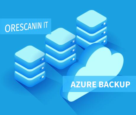 Microsoft Azure Cloud mit Orescanin IT