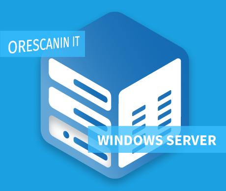 Windows Server Service - Orescanin IT