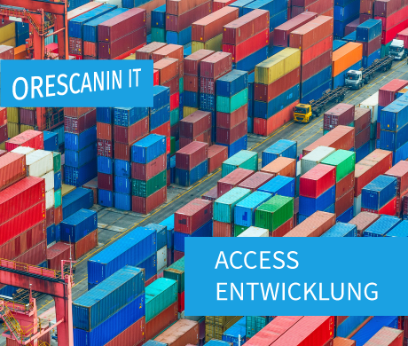 Access Entwicklung - Orescanin IT