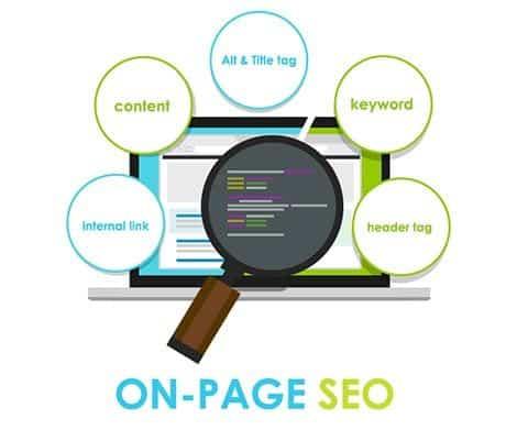 SEO Onpage Content optimierung