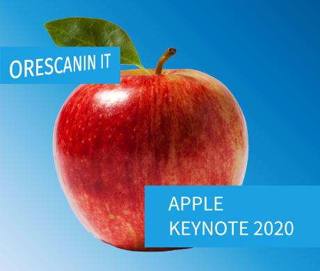 Apple Keynote 2020 - Orescanin IT