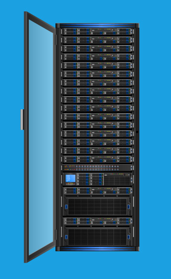 IT-Infrastruktur Serverschrank Orescanin IT
