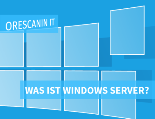 Was ist Windows Server