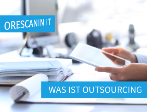 Was ist Outsourcing