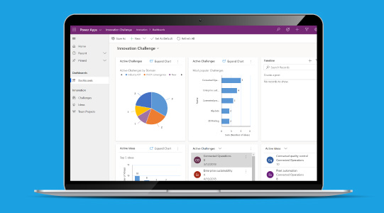 Microsoft Power Platform - Power Apps - Orescanin IT